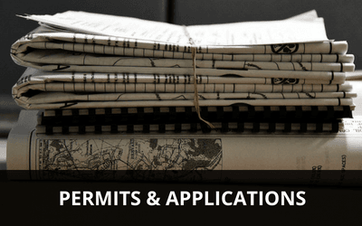 Permits & Applications Link Image