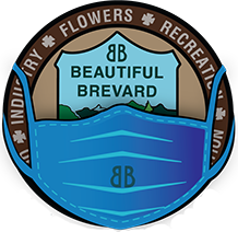 City of Brevard Seal with Mask